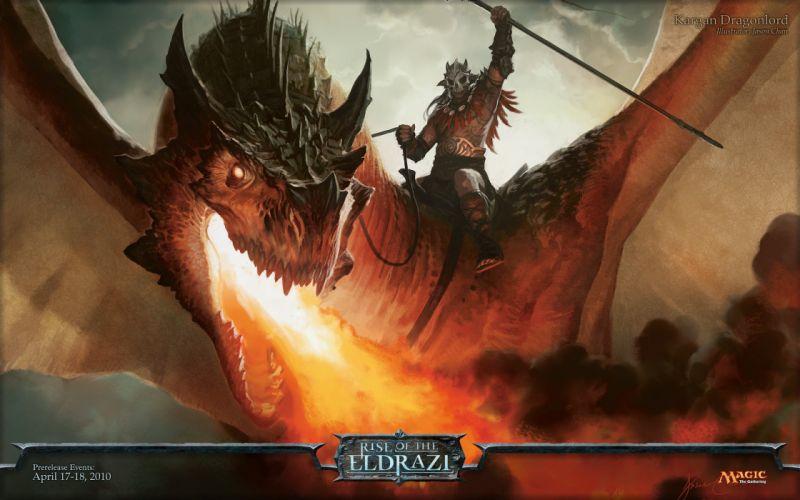 cards fantasy video games Magic: The Gathering Jason Chan wallpaper