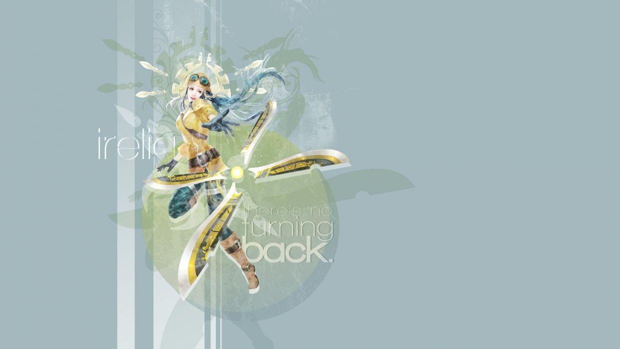 League of Legends Irelia wallpaper