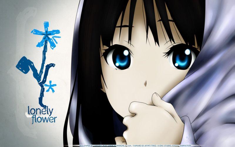 K-ON! Akiyama Mio anime wallpaper