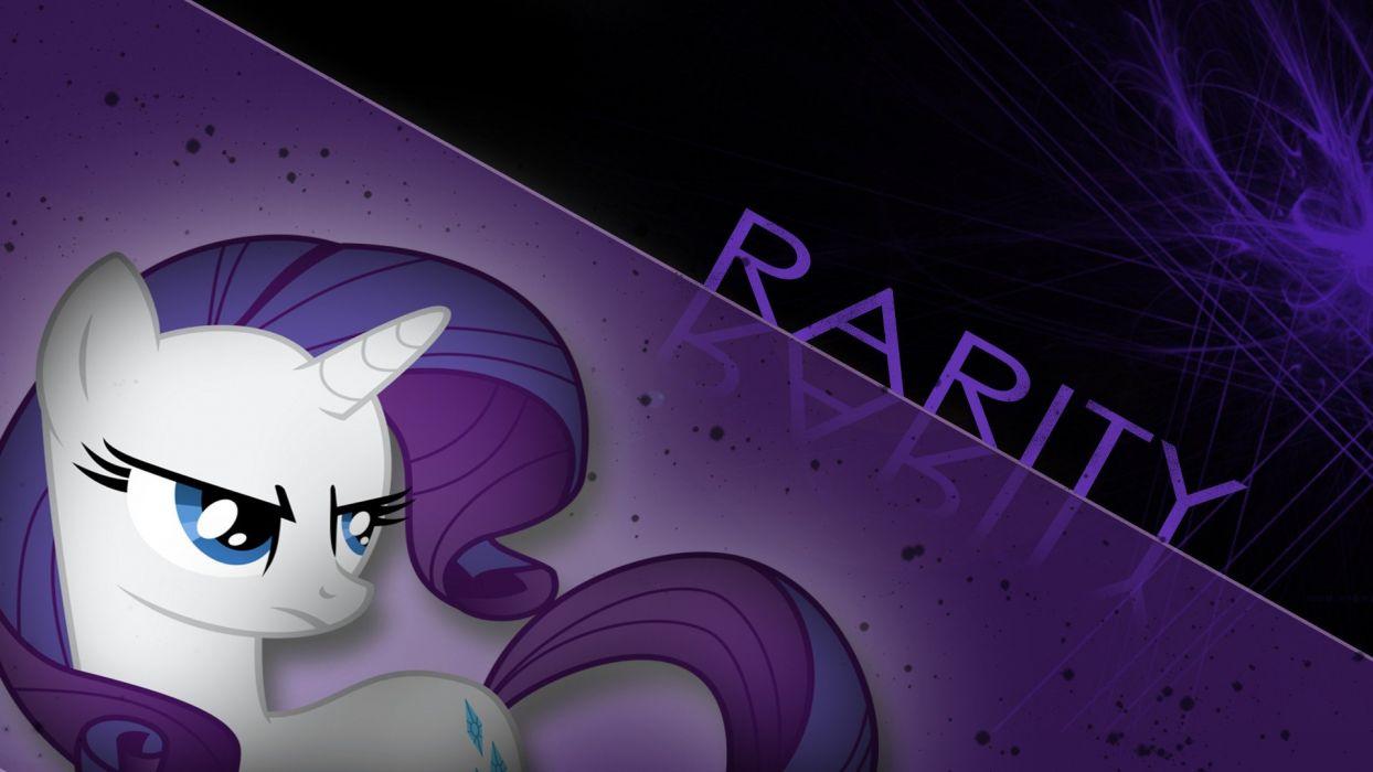 ponies Rarity My Little Pony: Friendship is Magic wallpaper