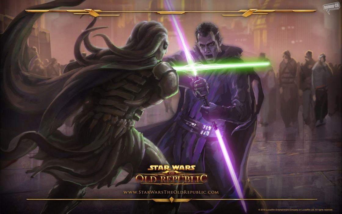 Star Wars Star Wars: The Old Republic wallpaper