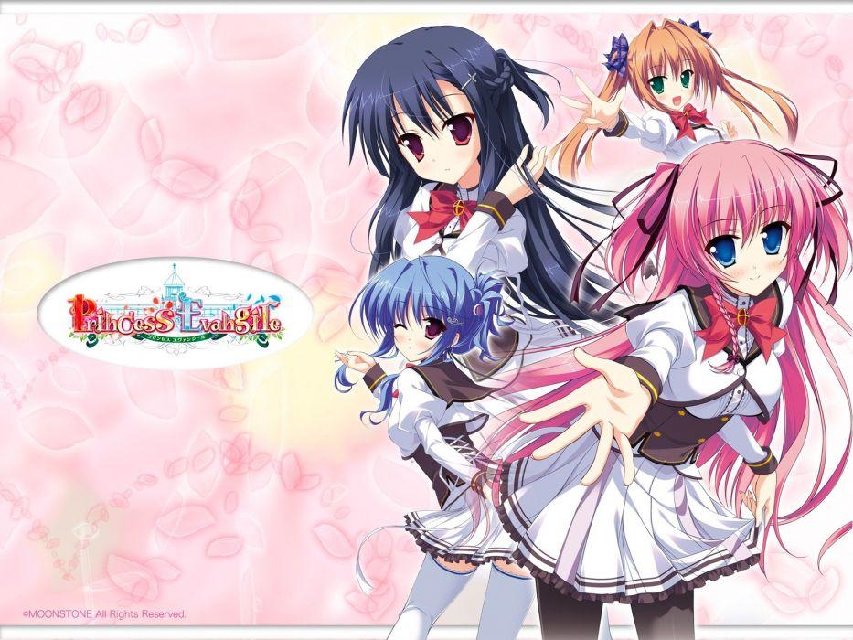 anime girls wallpaper