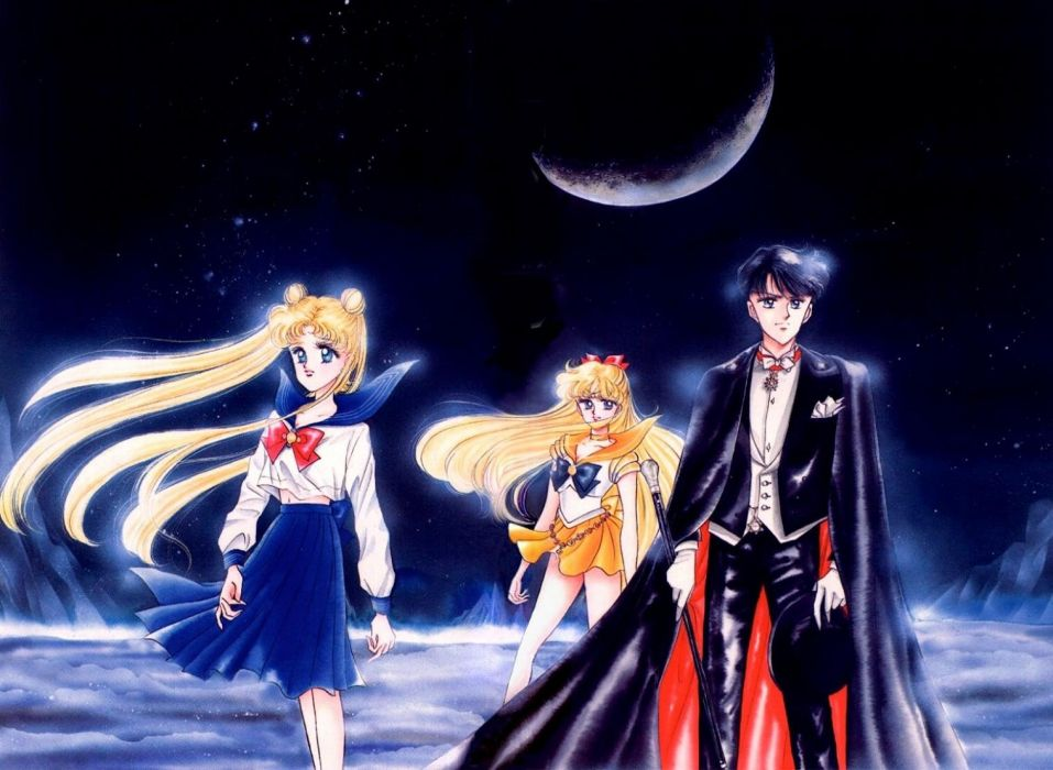 Sailor Moon Mamoru wallpaper