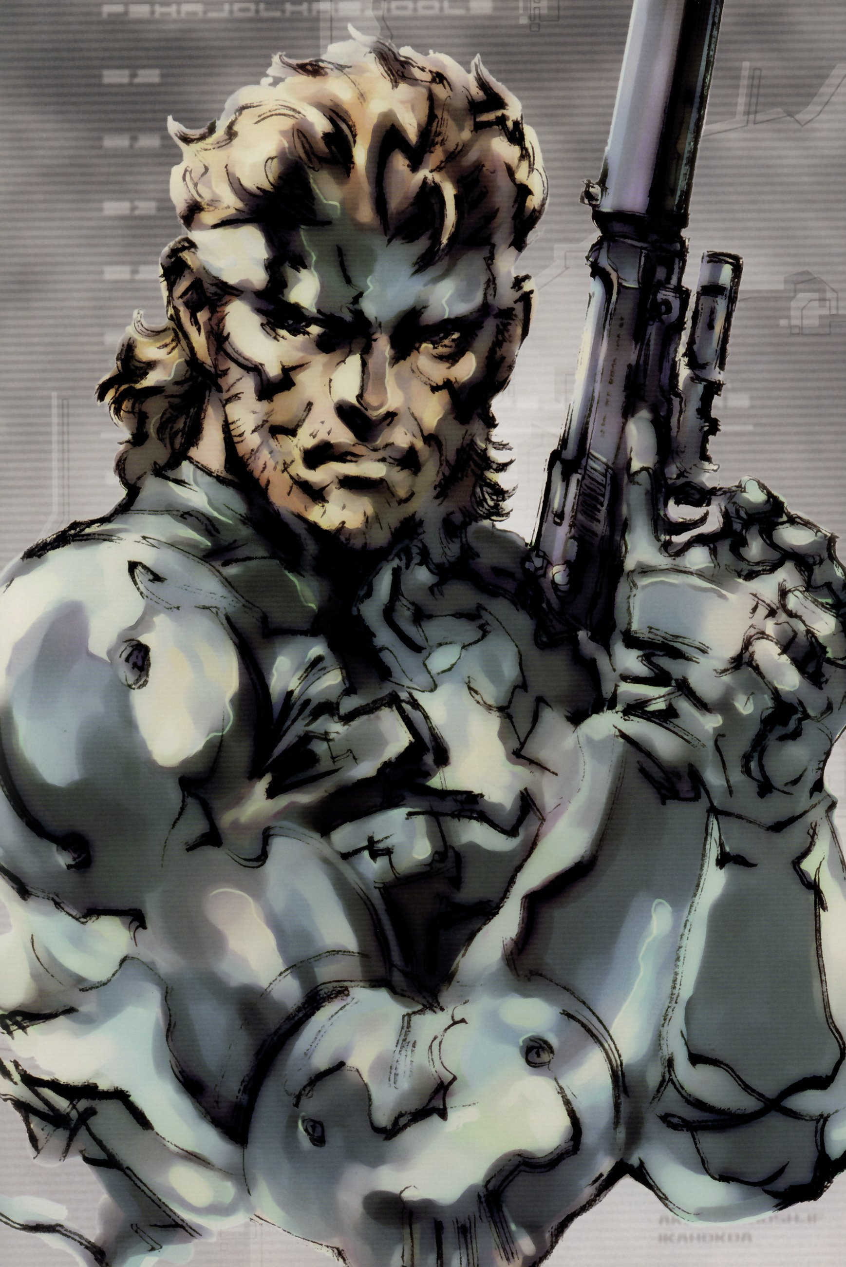 Metal Gear Solid Wallpaper Android | goodpict1st org