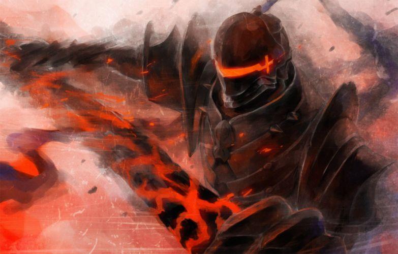 artwork Fate/Zero Berserker (Fate/Zero) Fate series wallpaper