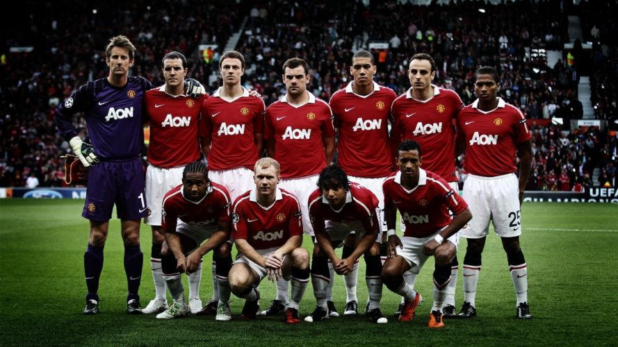 soccer Manchester United football teams wallpaper