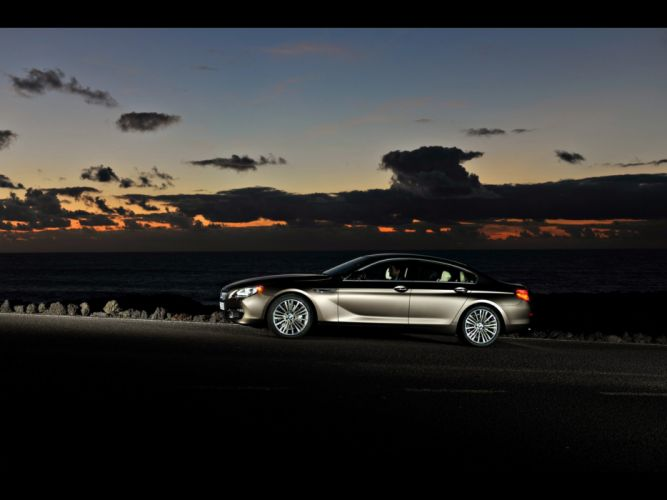 cars coupe BMW 6 Series wallpaper
