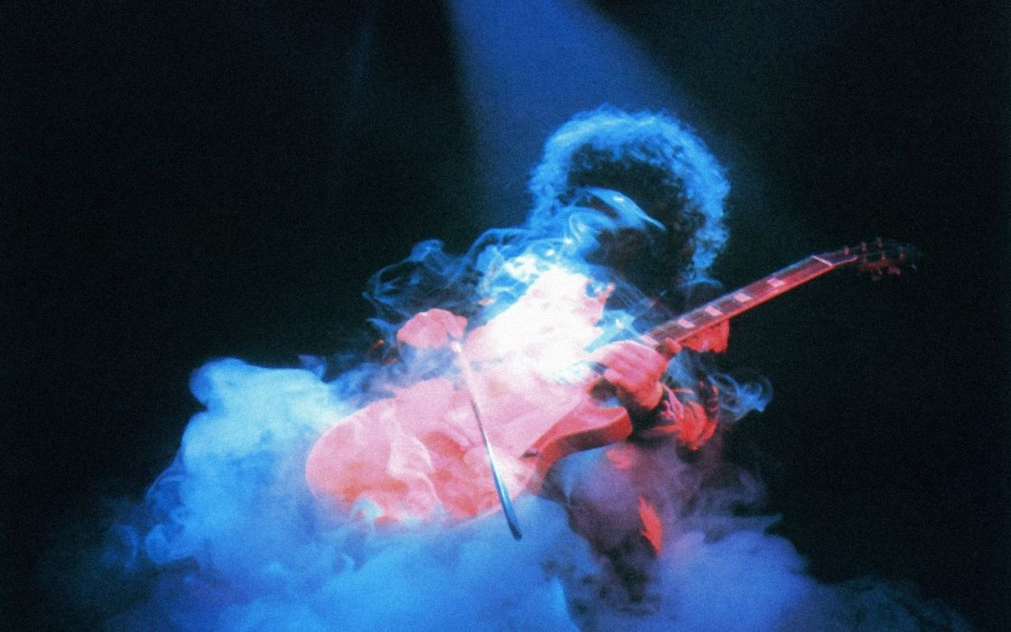 smoke Jimmy Page musican wallpaper
