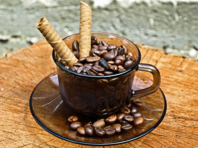 coffee coffee beans coffee cups wallpaper