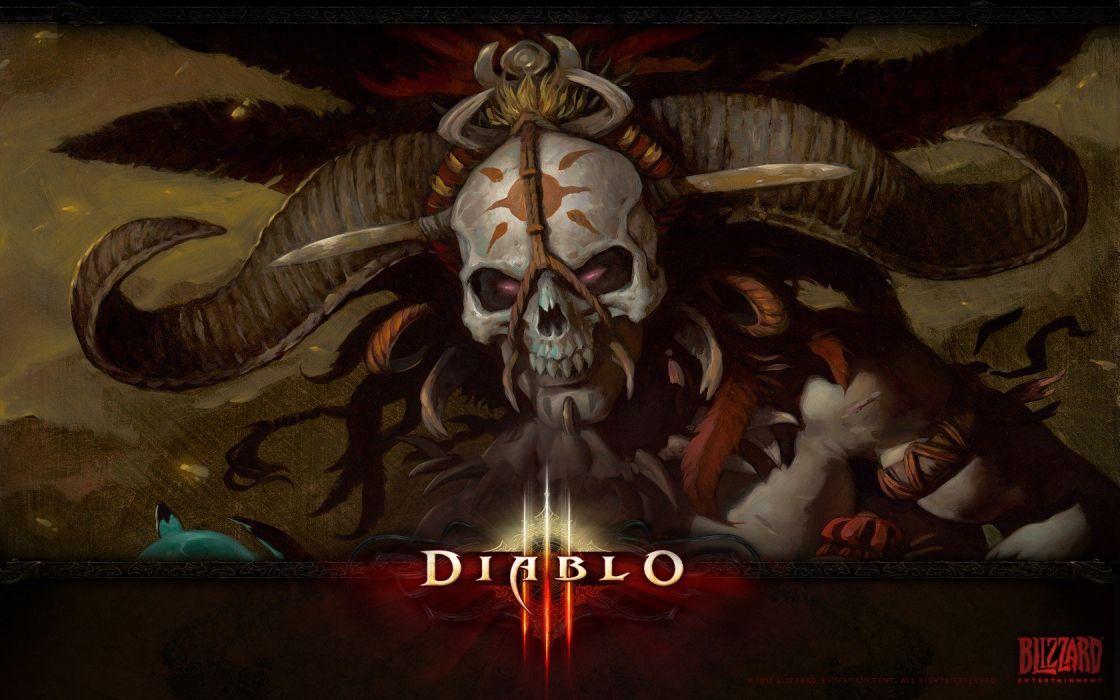 video games artwork Diablo III Witch Doctor wallpaper