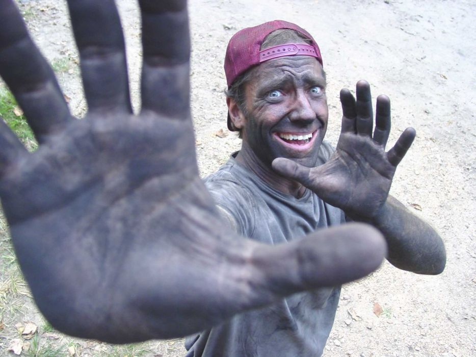 hands Dirty Jobs Mike Rowe wallpaper