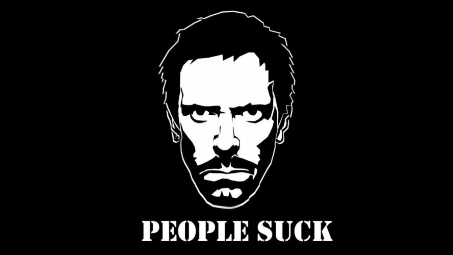 quotes Gregory House House M_D_ wallpaper