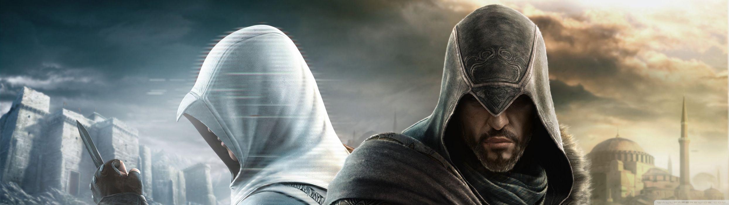 Assassins Creed multiscreen wallpaper