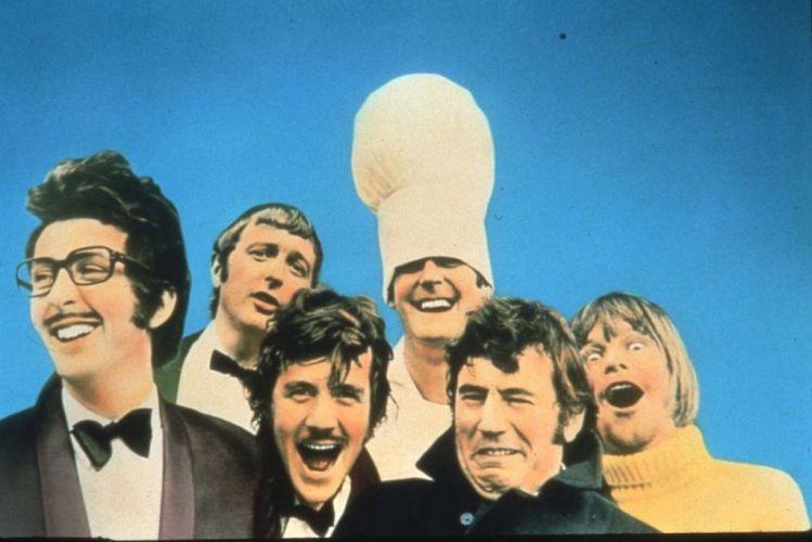 Monty Python John Cleese Eric Idle wallpaper