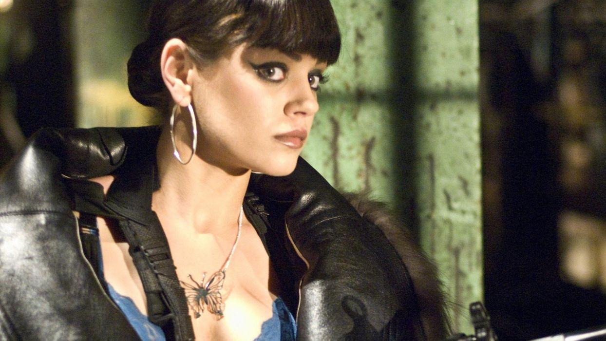 women Mila Kunis actress Max Payne (movie) wallpaper