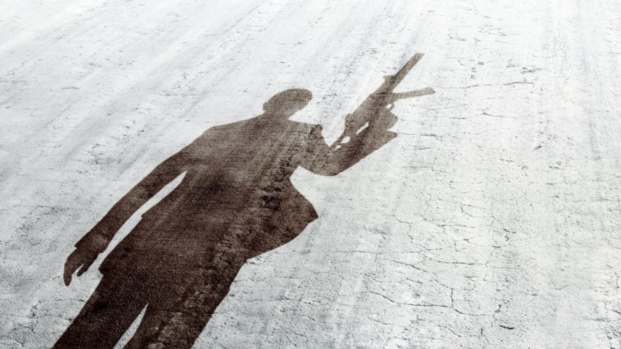 Quantum of Solace shadows wallpaper