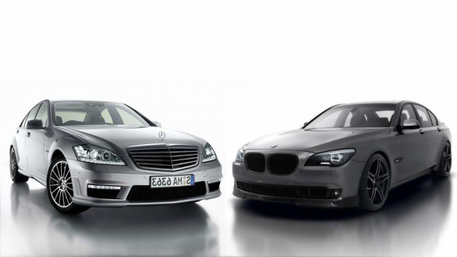 cars BMW M3 Mercedes-Benz wallpaper