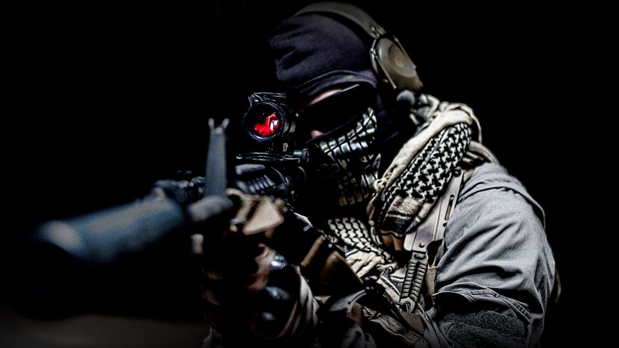 Call Of Duty Modern Warfare 2 Wallpaper 1920x1080 307817
