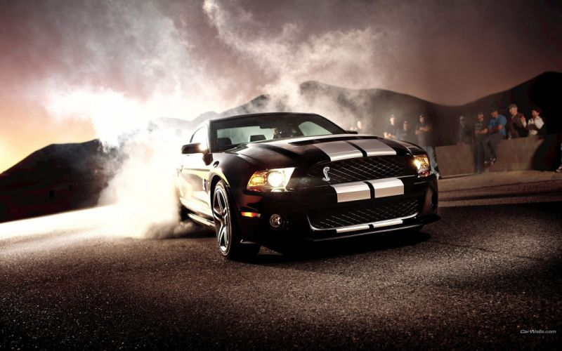 Ford Shelby Ford Mustang Shelby GT500 wallpaper