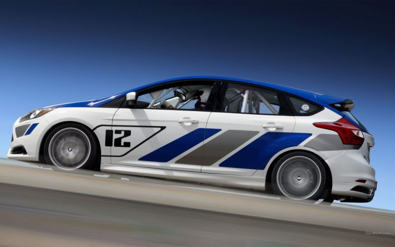 cars Ford Focus wallpaper