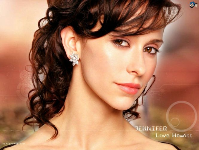 women actress Jennifer Love Hewitt wallpaper