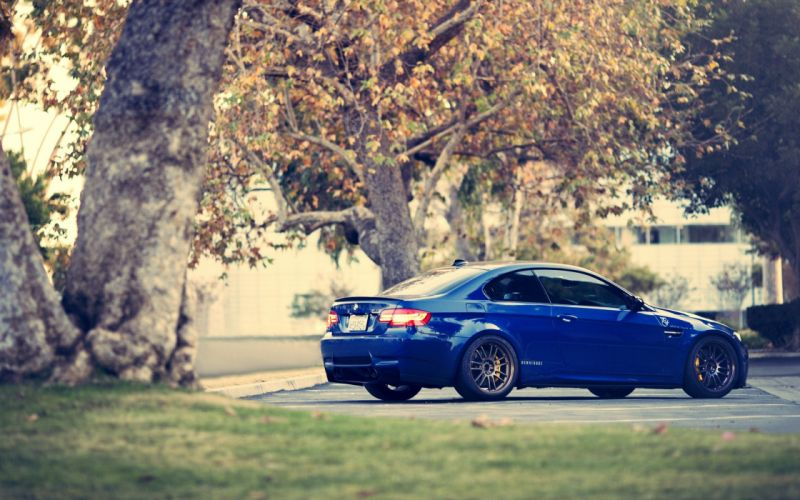 cars BMW M3 BMW E92 LeMans wallpaper