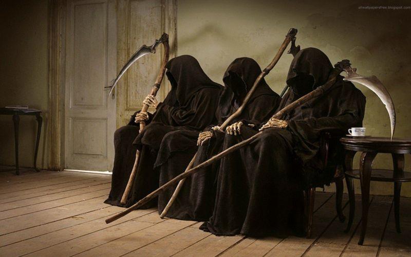 grim reapers wallpaper