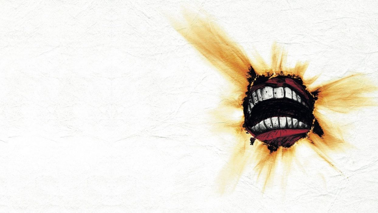 Music Mouth Billy Talent Album Covers Simple Background