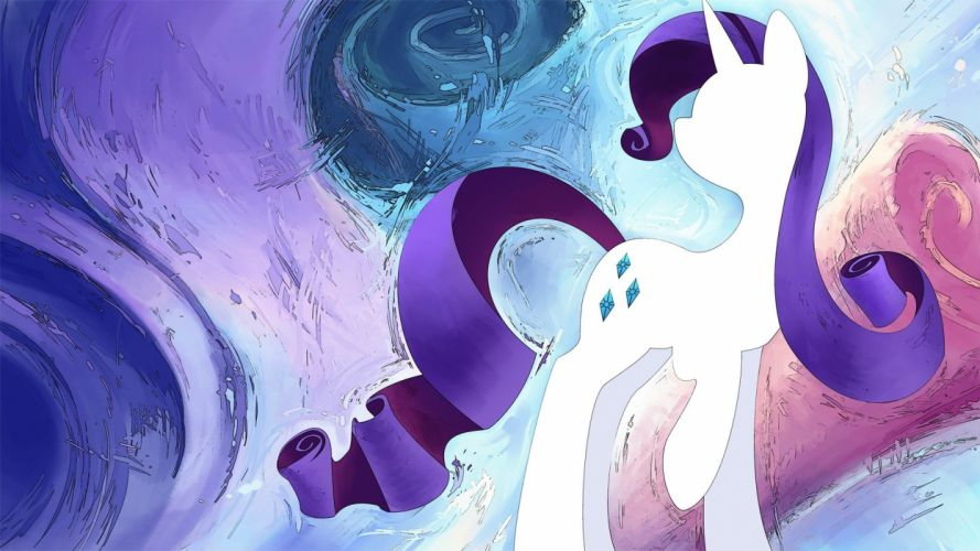 My Little Pony ponies Rarity colors Cutie Mark My Little Pony: Friendship is Magic wallpaper