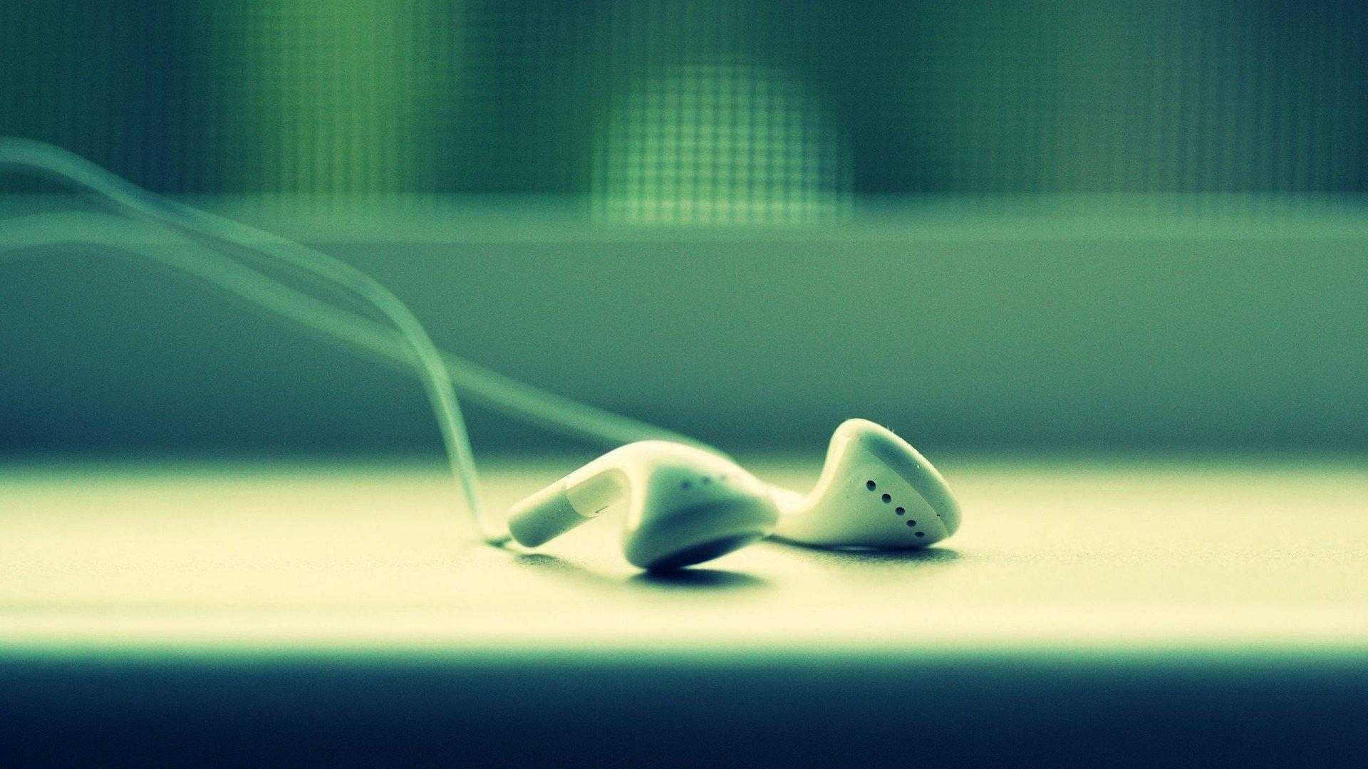 Headphones Music IPod Electronics Earphones Objects