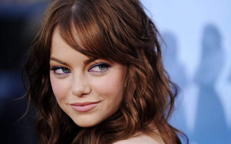 women Emma Stone wallpaper