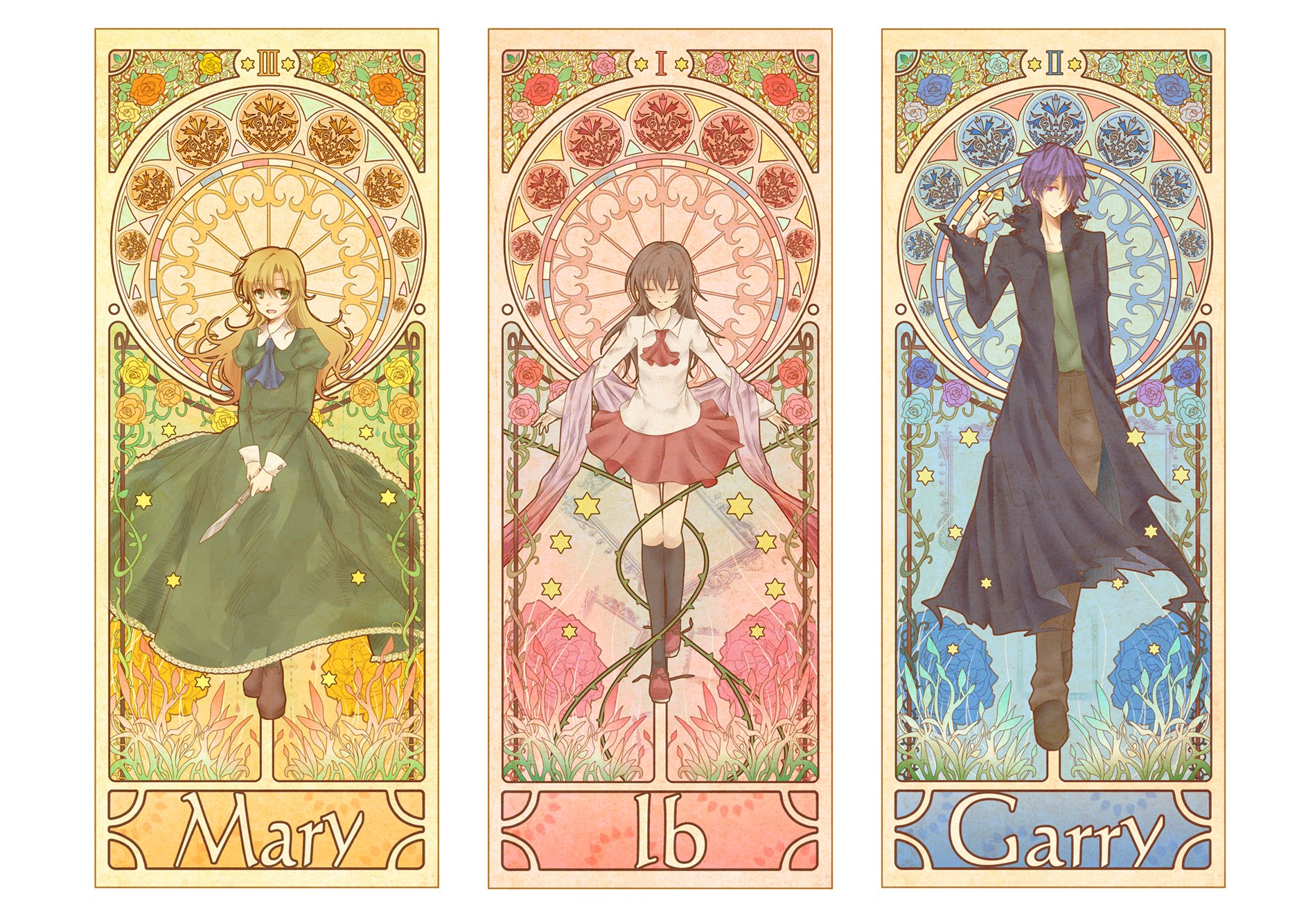 Mary wallpaper
