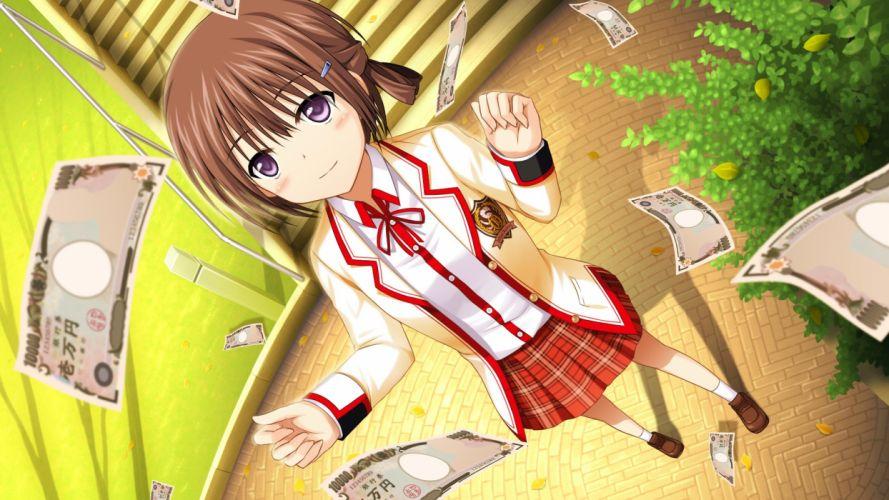 Love of Ren'ai Koutei of LOVE! Susukino Suu g wallpaper