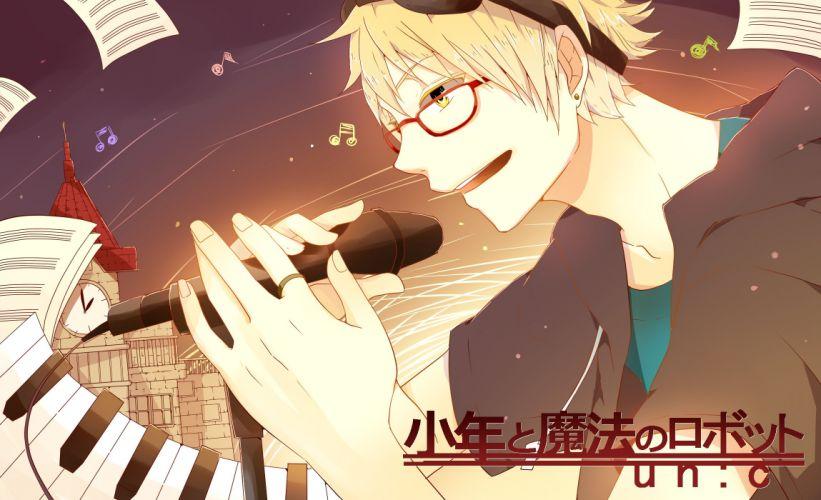 Nico Nico Singer microphone music piano f wallpaper