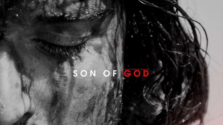 SON-OF-GOD drama religion movie film christian god son jesus poster wallpaper
