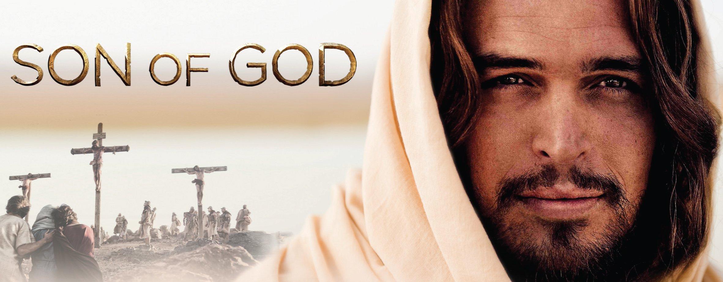 Son Of God Drama Religion Movie Film Christian God Son Jesus Poster