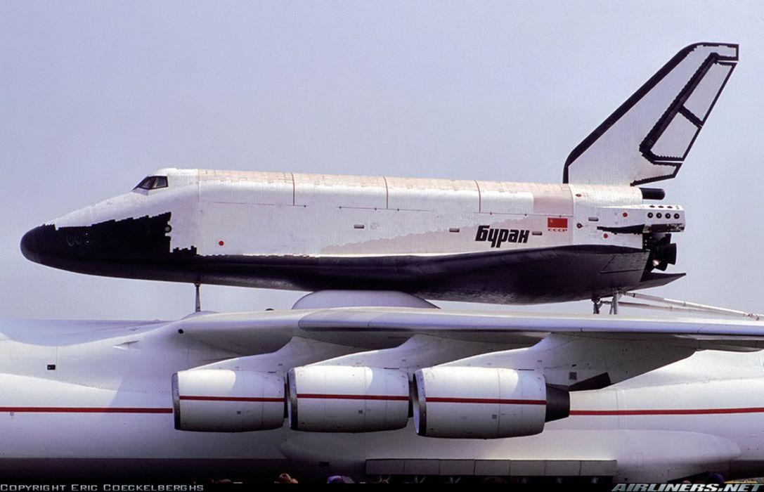 space shuttle buran russian space cccp urrs soviet vkk antonov mirya wallpaper