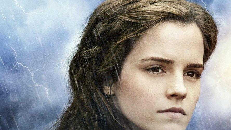 NOAH adventure drama religion movie film emma watson rain wallpaper