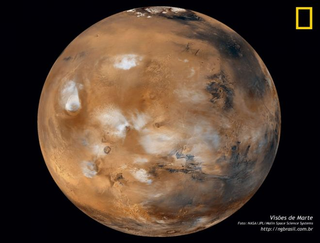 mars red planet space nasa jpl wallpaper