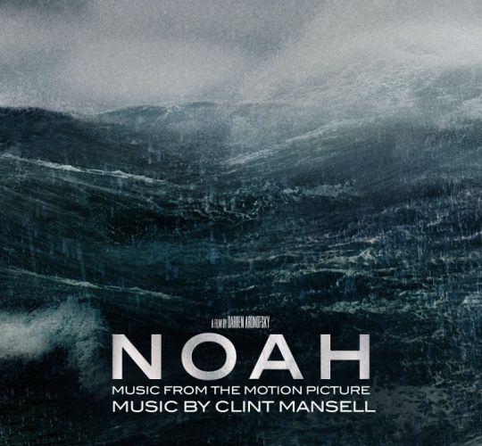 NOAH adventure drama religion movie film poster ocean sea rain storm wallpaper