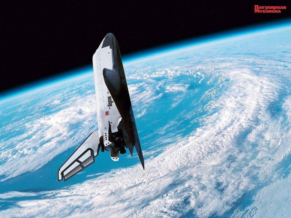 russian space cccp urrs soviet buran space shuttle wallpaper