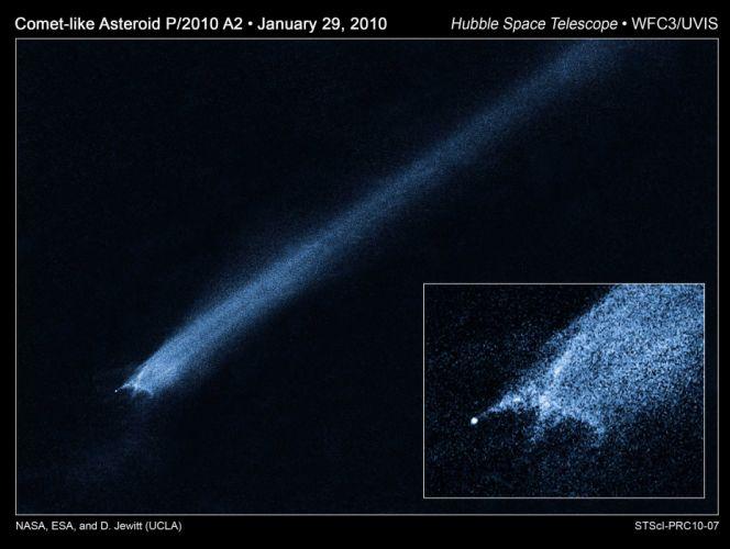 colisao asteroides wallpaper