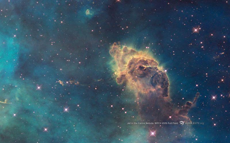 space nasa hubble carina nebula wallpaper