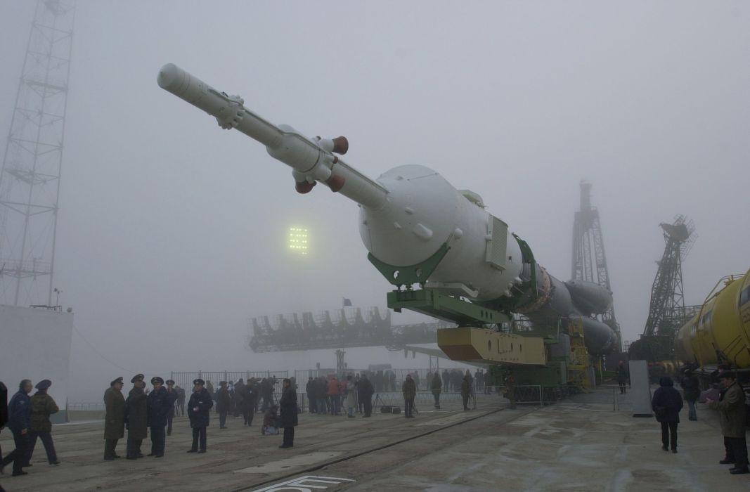 soyuz tma rocket russian space cccp urrs soviet baykunur wallpaper
