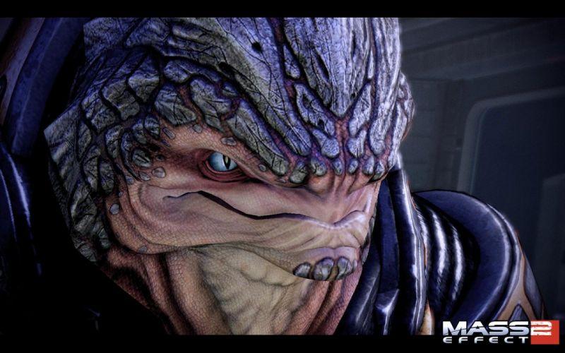 video games Mass Effect krogan wallpaper