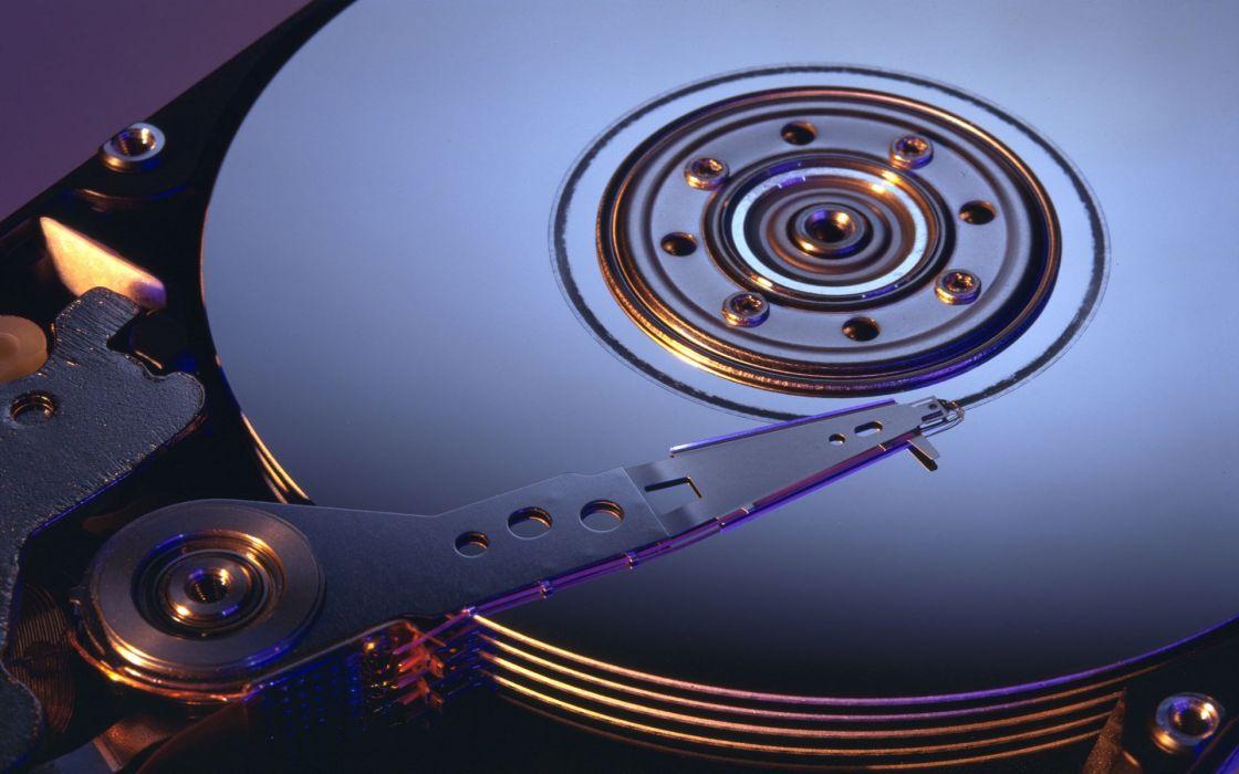technology hard disk drive wallpaper