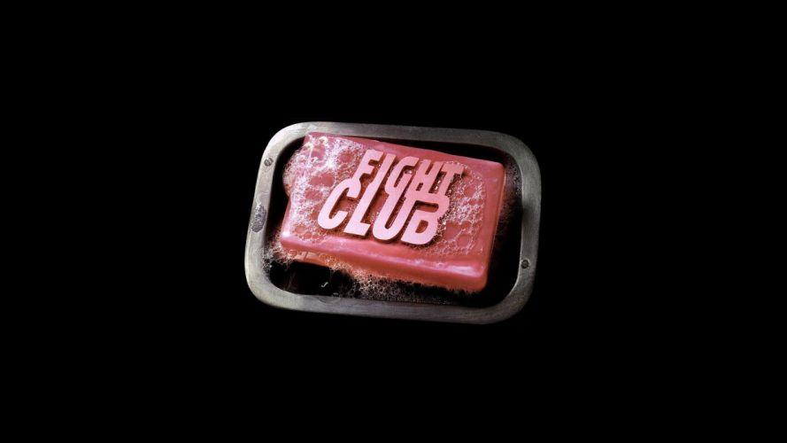 movies Fight Club soap wallpaper