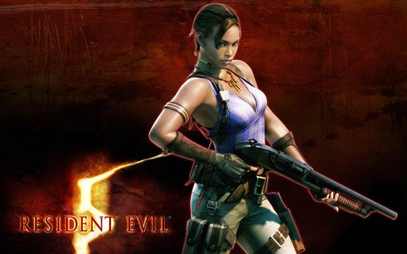 video games Resident Evil wallpaper