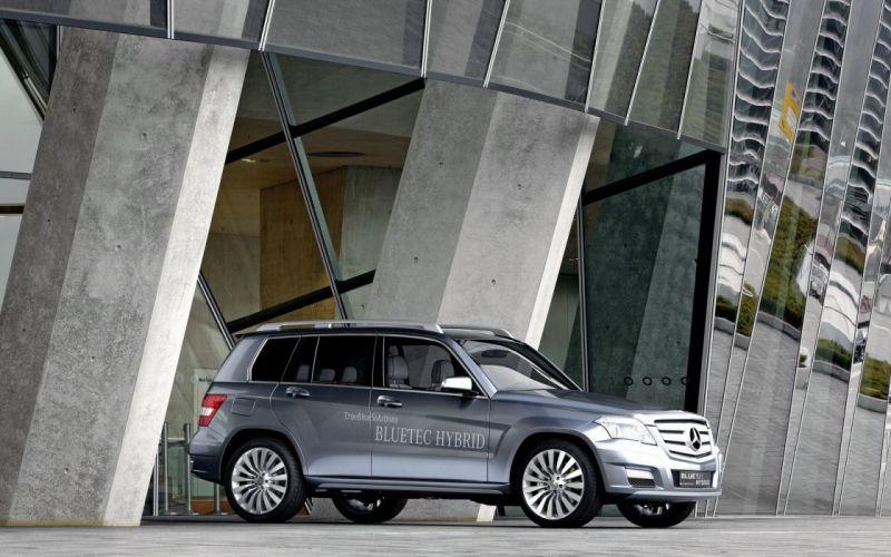Hybrid Mercedes-Benz Mercedes-Benz GLK-Class wallpaper