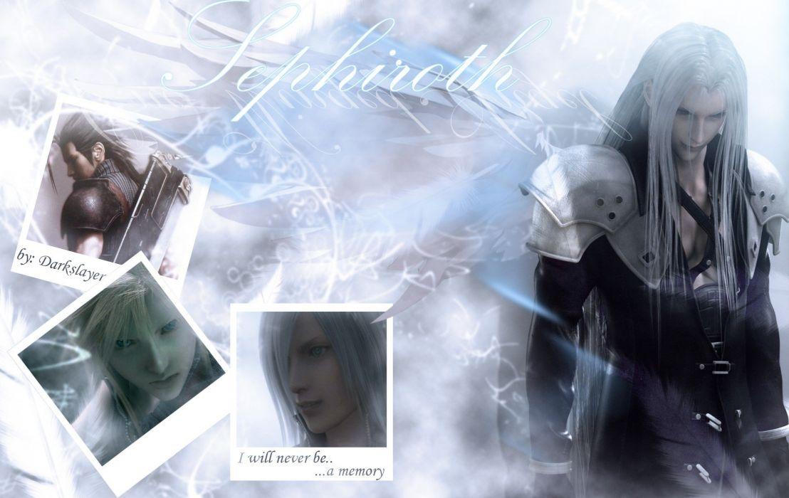 Final Fantasy VII Sephiroth animation